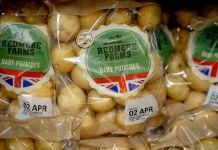 Tesco removing 'Best Before' dates to reduce food waste