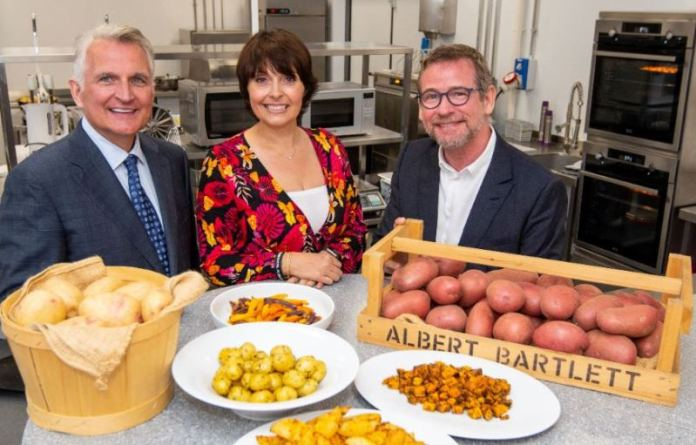 Albert Bartlett expands into chilled potato production with new facility