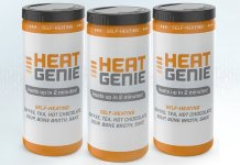 HeatGenie raises $6m to advance self-heating beverage packaging