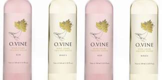 Israeli start-up launches world's first wine water
