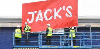 Tesco launches discounter rival with new brand Jack's