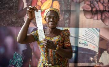 Cargill doubles sustainable sourced cocoa in Ghana