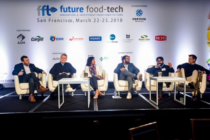 Meet the disruptors at Future Food-Tech San Francisco 2019