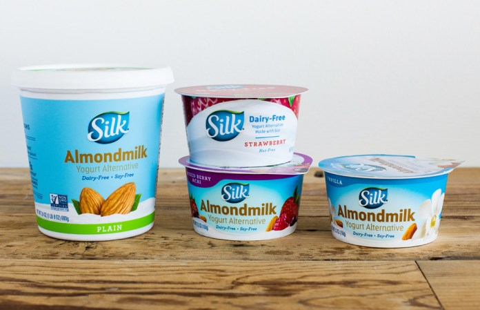 Danone expand production of plant-based yogurt in US