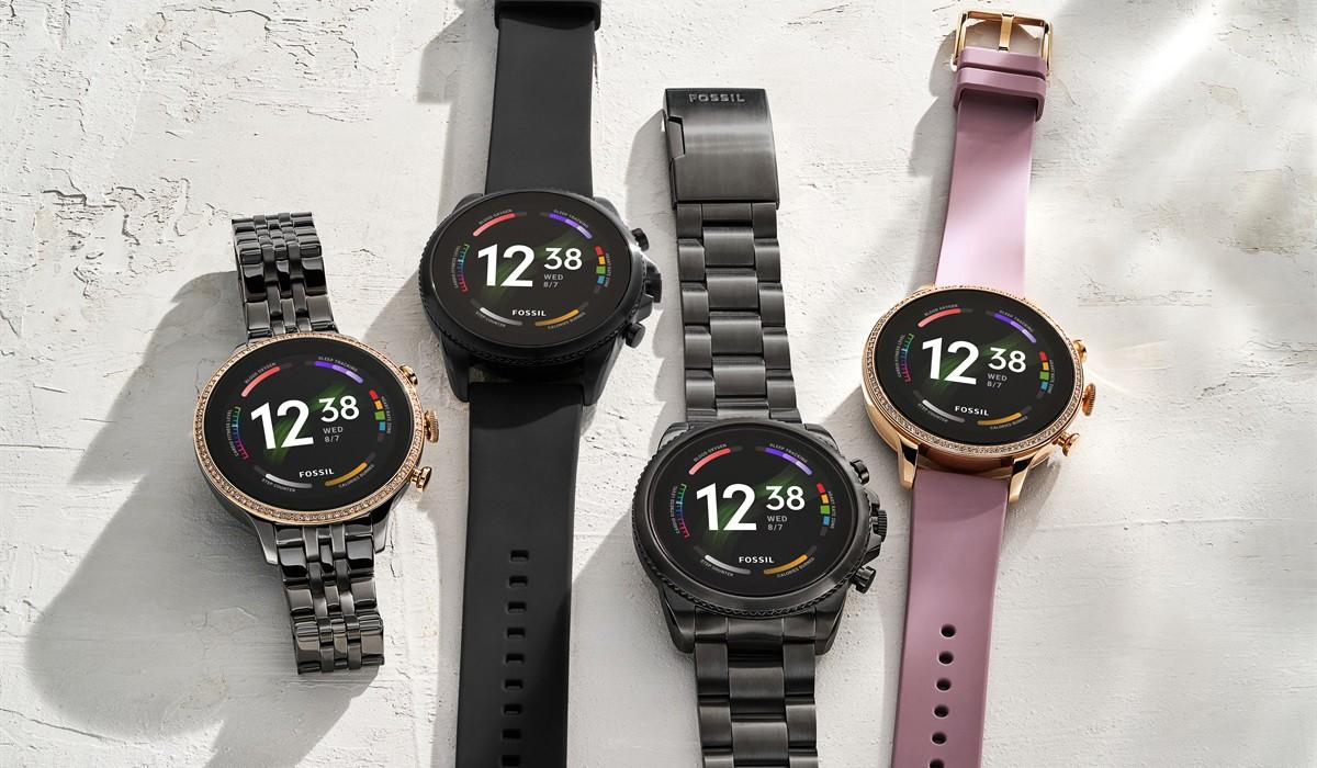 Jam tangan Fossil Gen 6 menghadirkan platform Snapdragon Wear 4100+ dan Wear OS lama yang bagus
