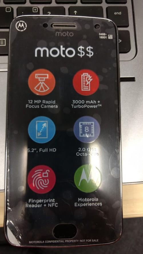 New Leak Of The Moto G5 Plus Reveals 5 2 Inch Screen 12mp Camera And Nfc Gsmarena Com News