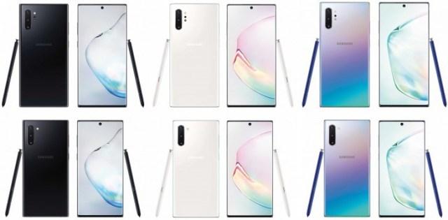 Linia Samsung Galaxy Note10 a fost dezvăluită în China, disponibilă pentru astăzi la pre-comandare