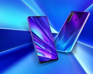 Realme 5 Pro in Sparkling Blue
