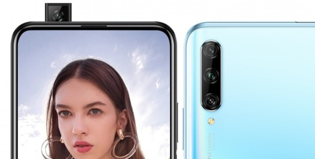 Huawei P smart Pro unveiled with a 48MP main cam and 16MP pop-up selfie cam
