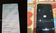 Samsung Galaxy Note10 Lite live images surface