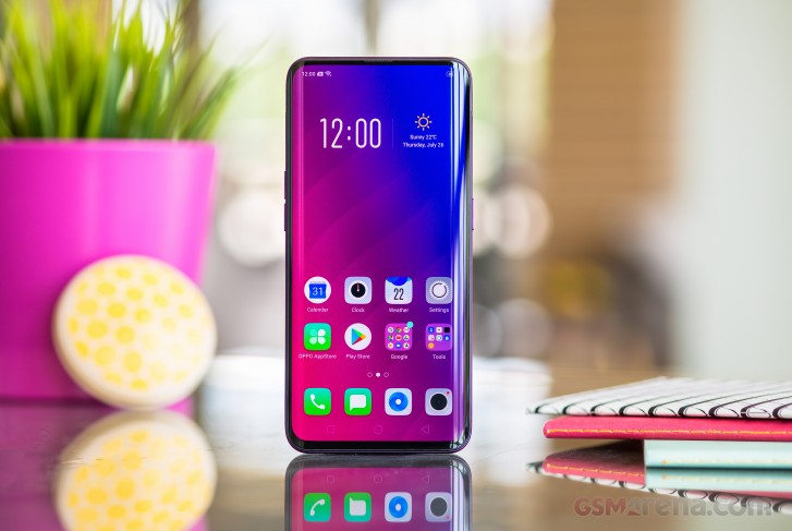 Oppo Find X2 full display specs leak, including 120Hz refresh rate