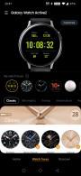 Galaxy Wearable app