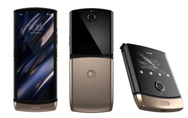 New Motorola Razr 2019 Renders Show Upcoming Gold Color Bloggerexpert
