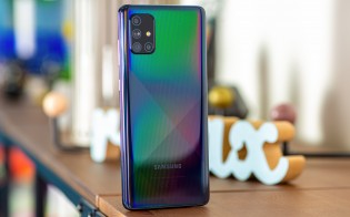 gsmarena 003 - The Galaxy A71 - 5G Is Going To Be Available Outside Of The  United States & China.