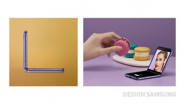 Povestea de design a Samsung Galaxy Z Flip este una din moda și inovație în designul balamalei
