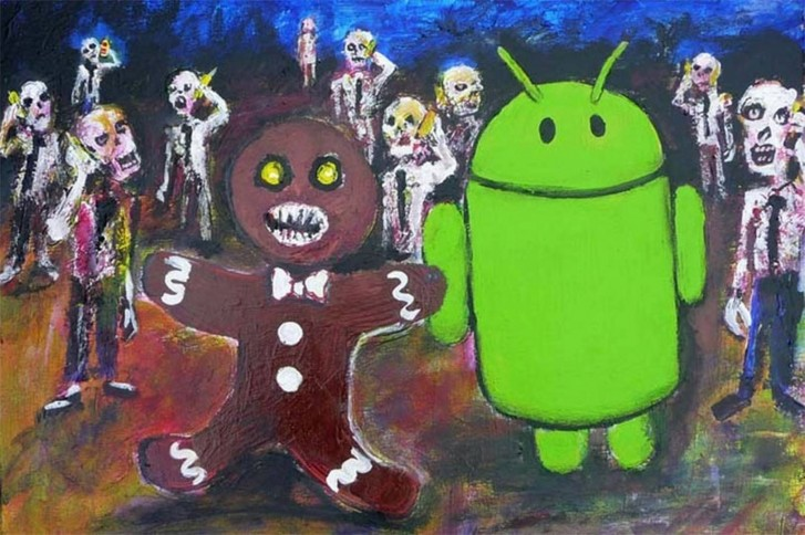 Flashback: Android 2.3 Gingerbread, the OS version that refused to die, was better than you remember