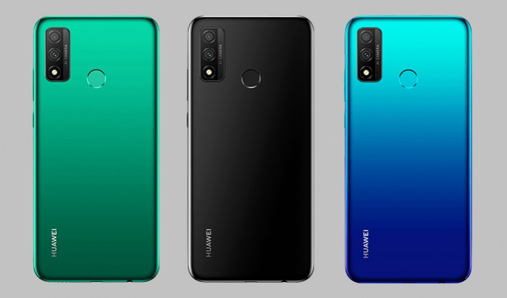 Huawei P Smart 2020 specs and design detailed