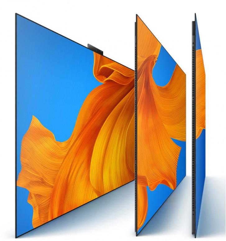 Huawei meluncurkan TV OLED pertamanya, Vision X65 dengan kecepatan refresh 120Hz