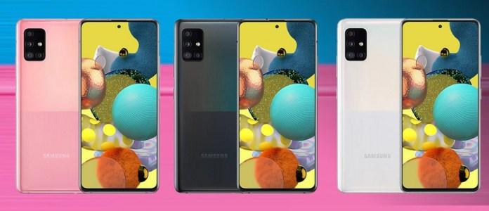 Samsung Galaxy A51 5g Goes On Sale In South Korea Gsmarena Com News