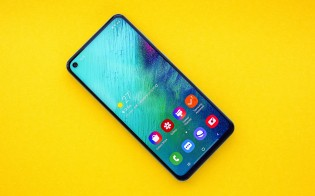Samsung Galaxy A60 gets Android 11 update