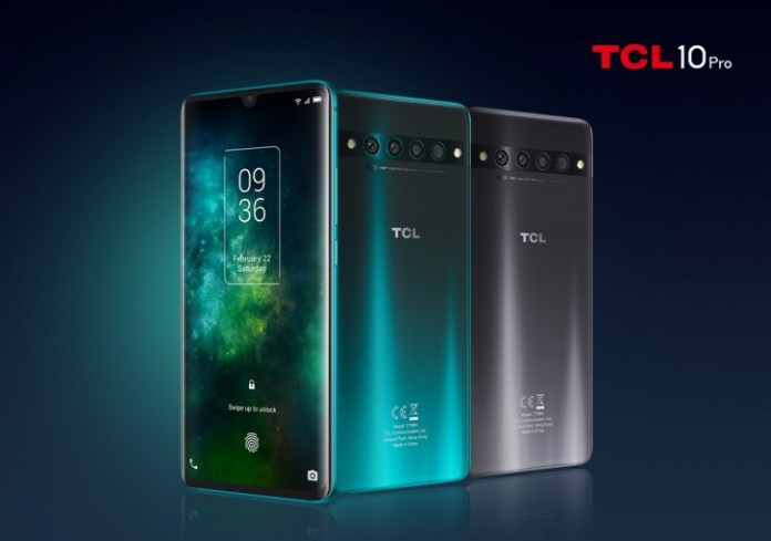 TCL 10 Pro, 10 5G and 10L unveiled with HDR10 screens, quad ...