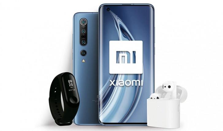 Xiaomi Mi 10 dan Mi 10 Pro melakukan pre-order di Spanyol