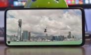 Streamurile live YouTuber cu Pixel 4a în mână, dezvăluie dimensiuni și un motor haptic puternic