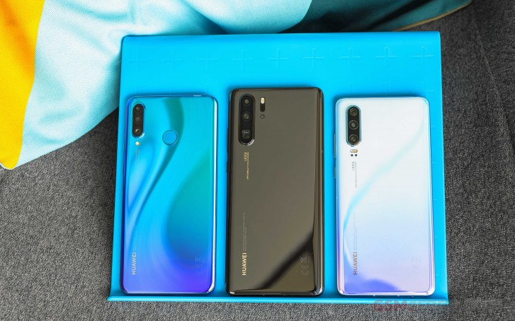 Huawei is preparing a P30 Pro New Edition smartphone