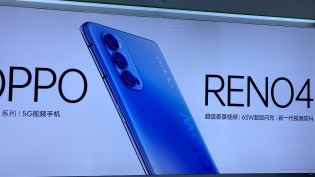 Leaked images reveal Oppo Reno4's design and a few specs