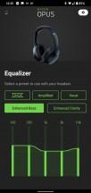 Opus EQ profiles - Razer Opus headphones review