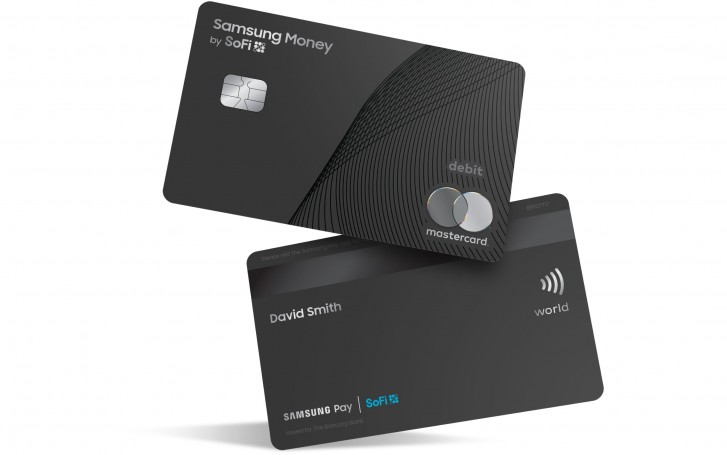 Samsung beschreibt seine Debitkarte, die später im Sommer in die USA kommt