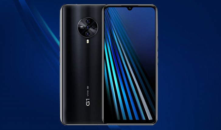 vivo G1 5G introduced in China as the enterprise edition of the S6 5G