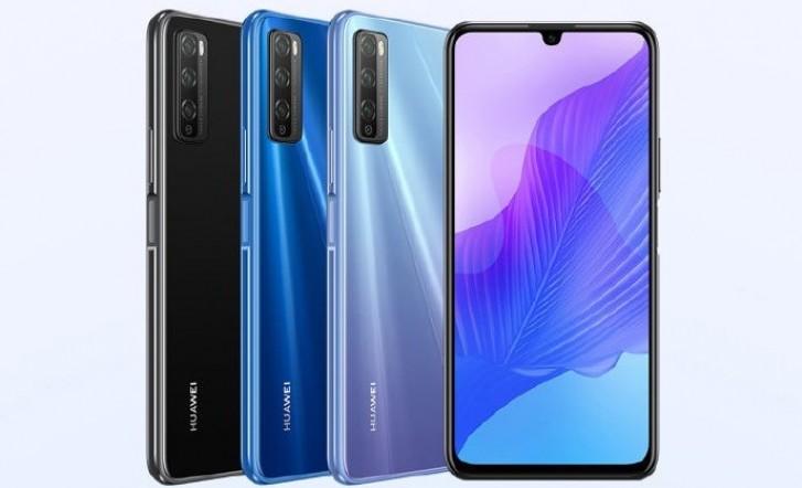 Huawei Enjoy 20 Pro angekündigt: 90-Hz-Bildschirm, Dimensity 800 SoC und 48MP-Dreifachkamera