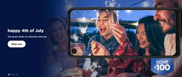 Motorola discounts a bunch of smartphones just in time for July 4