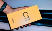 Realme C11 gets benchmarked and unboxed before its official announcement