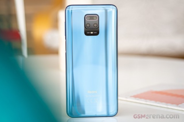 Xiaomi Redmi Note 9 Pro in for review