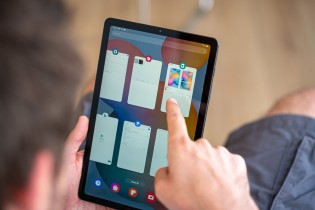 OneUI 2.1 on the Galaxy Tab S6 Lite