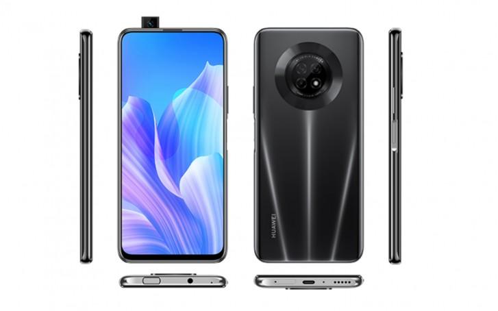Huawei Enjoy 20 Plus membuat bocoran yang menunjukkan pulau kamera mirip Mate 30 Pro