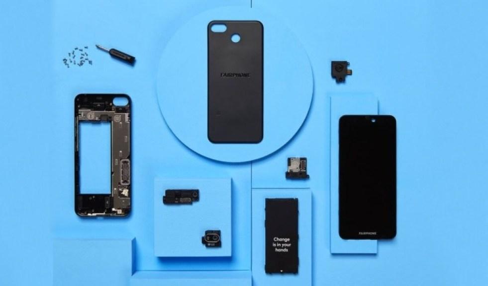 Fairphone 3+ viene con cámaras mejoradas y NFC, el mismo compromiso ético