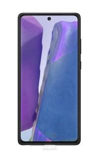Husa din piele: Pentru Galaxy Note20