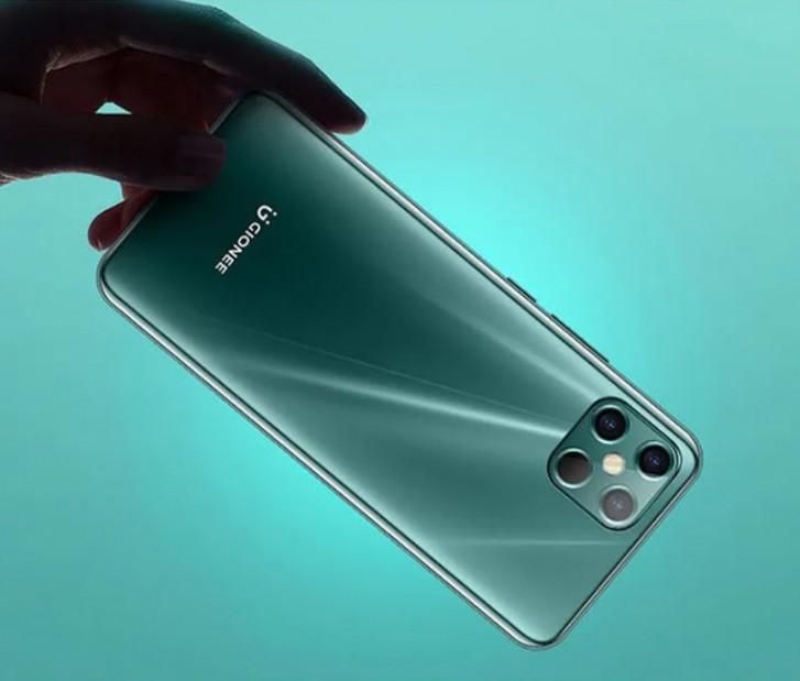 Gionee K3 Pro diluncurkan di Cina dengan Helio P60, lokasi sensor sidik jari yang aneh