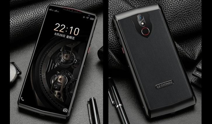 Gionee M30 dengan baterai 10.000 mAh diumumkan di China