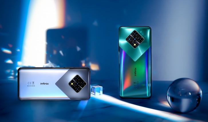 Infinix Zero 8 diumumkan dengan layar 90Hz, chipset Helio G90T