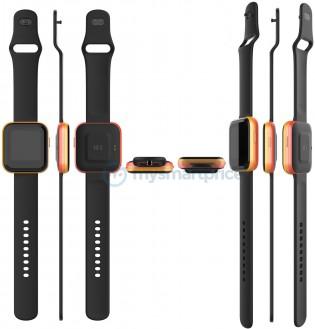 Hak paten Realme untuk desain jam tangan pintar