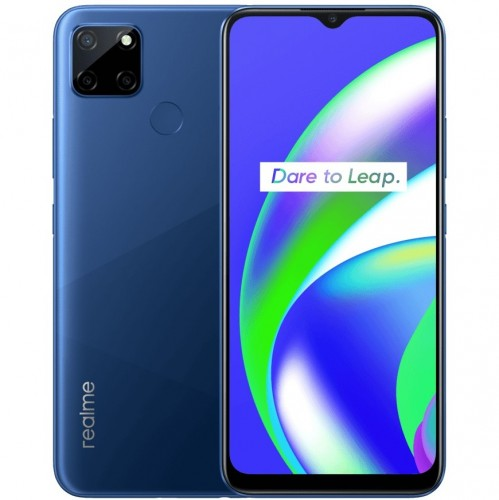 Realme C12 gets a new version as C20 leaks extensively
