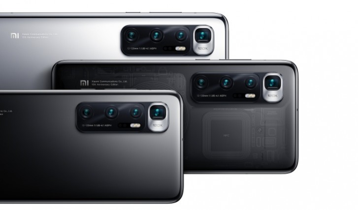 Xiaomi Mi 10 Ultra, 120W kablolu şarj, 120x zoom periskopu ve Snapdragon 865 ile karşınızda