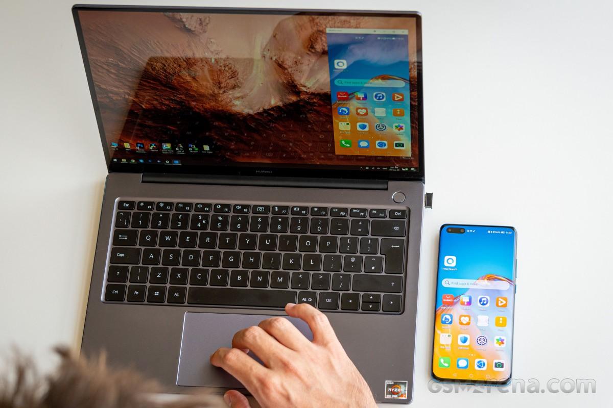 Huawei MateBook 14 2020 AMD review