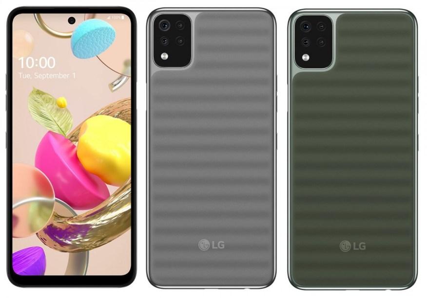 Представлены LG K42 и K71