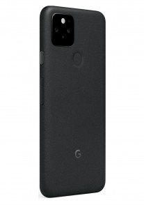 Google Pixel 5 in Just Black