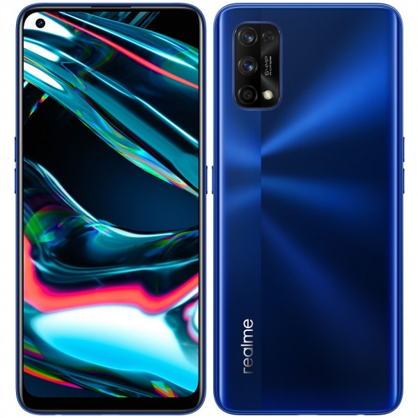 Realme 7 Pro is receiving its first software update with September patch and camera optimizations